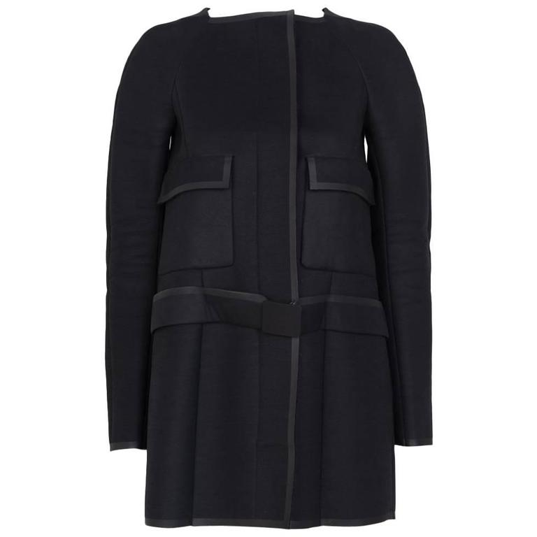 NICOLAS GHESQUIERE For BALENCIAGA Coat