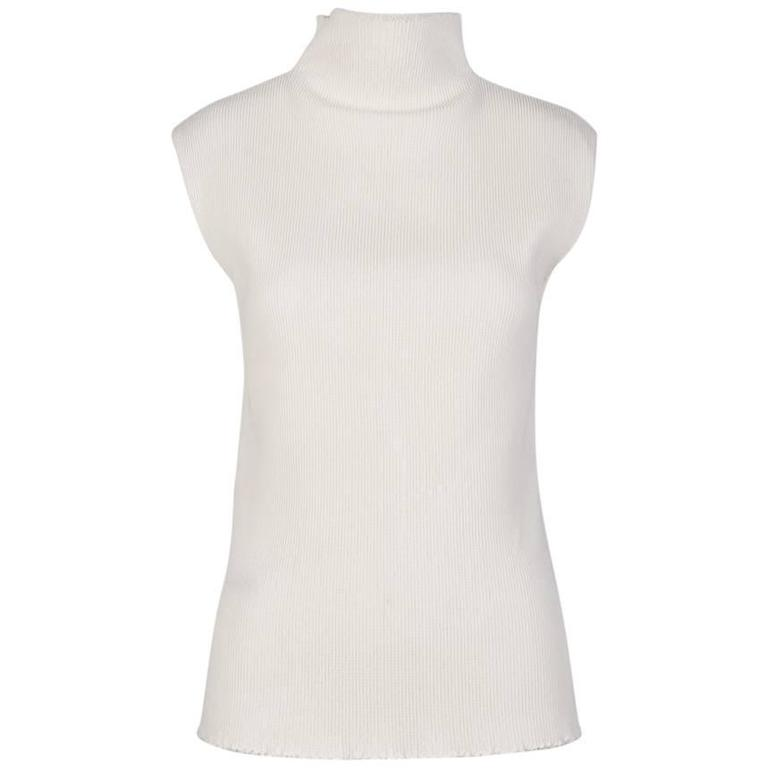PHOEBE PHILO For CÉLINE Knit Top