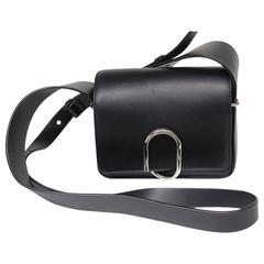 3.1 Phillip Lim Black Mini Alix Flap Bag