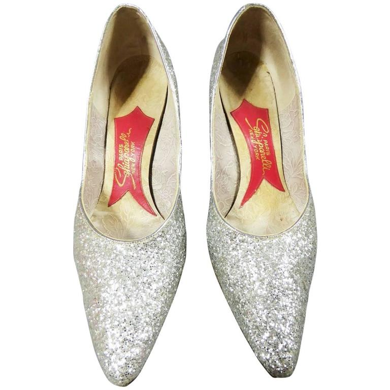Elsa Schiapparelli Shoes 1