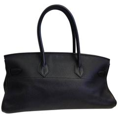 Hermes Birkin 42mm JPG black handbag