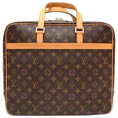 Louis Vuitton Porte-documents Pegase Monogram Canvas Briefcase Bag