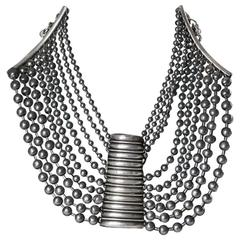 YSL Multistrand Necklace