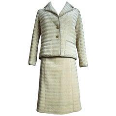 Chanel Haute Couture Suit, Circa 1970