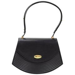 Louis Vuitton Tilsitt Black Epi Leather Shoulder Pochette Bag