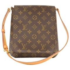 Louis Vuitton Musette Salsa Monogram Canvas Shoulder Bag