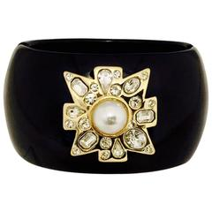 Collectible Kenneth Lane Maltese Cross Cuff