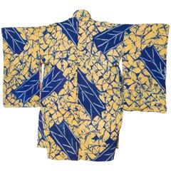 Hand Dyed Japanese Kimono