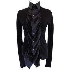 Jean Paul Gaultier Femme Black shirt