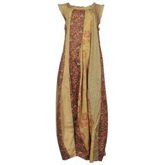 Comme des Garcons Multi Print Patchwork Dress