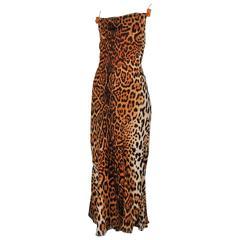 Christian Dior Gambler Dice Dress 2004