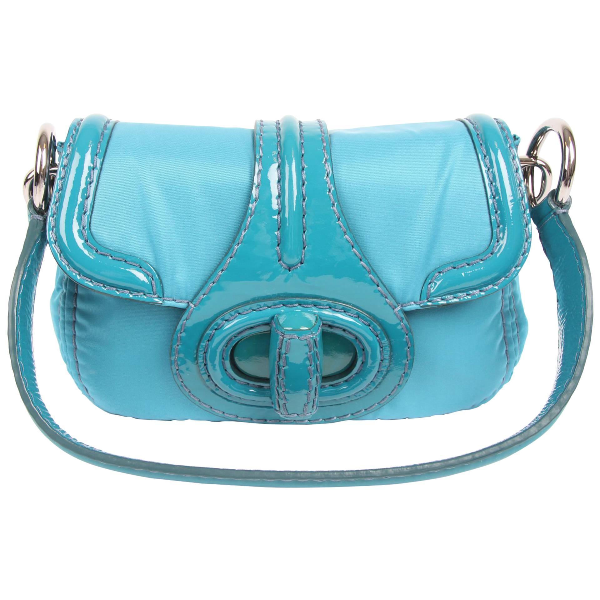 1stdibs Escada Pearl Lime Green Reptile Embossed Leather Handbag 1980s New Never Used Yq548QxJ3T