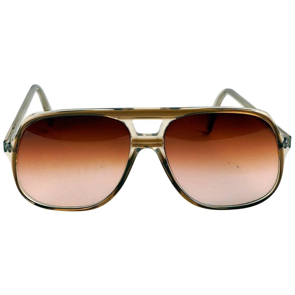 """Avant-Garde"" Sunglasses by Macho"