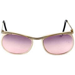Eurosport Rose Tint Sunglasses, Daniel Hunter collection