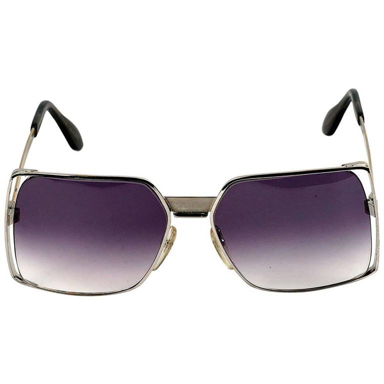 German Made Neostyle Silver  Sunglasses