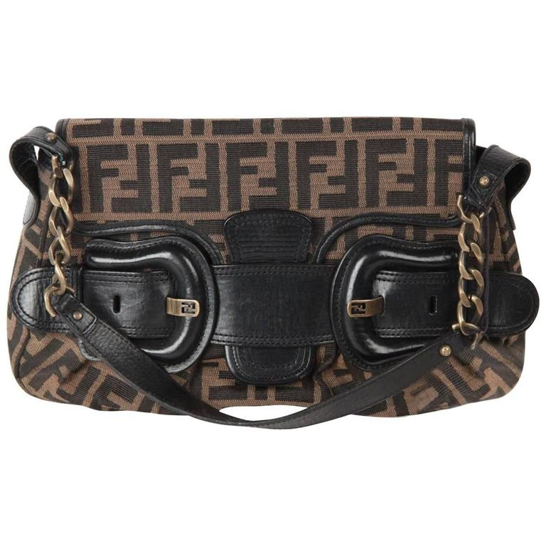 Fendi Handbag Monogram