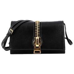 Tom Ford Sedgwick Zip Crossbody Bag Leather Small