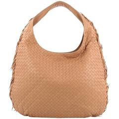 Bottega Veneta Duo Hobo Intrecciato Nappa Large