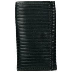 Gianni Versace Leather Key Holder