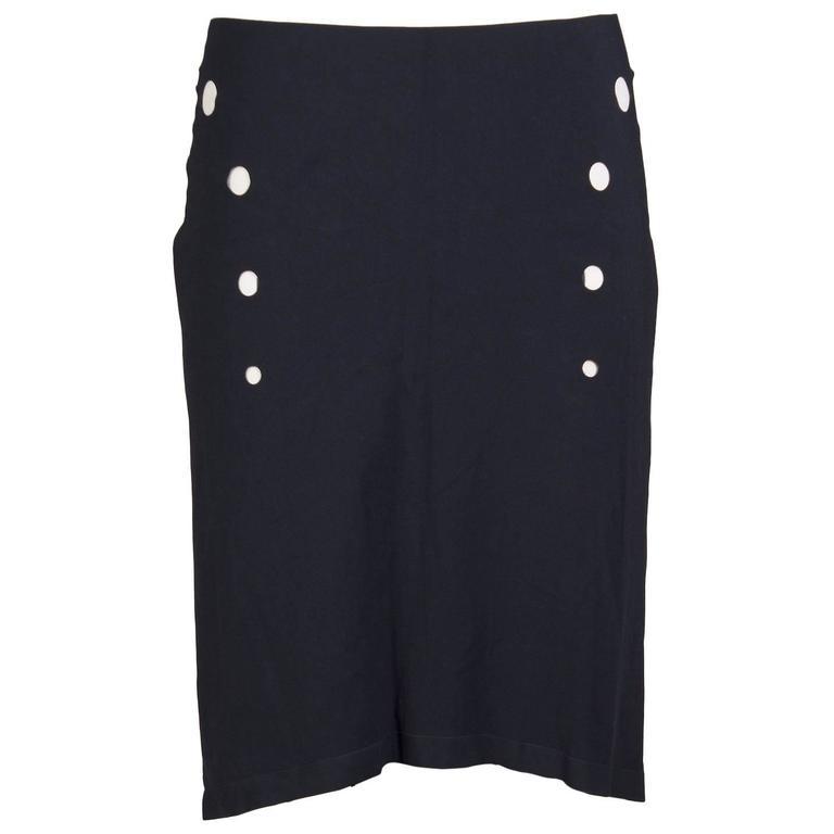 Jean Paul Gaultier Fifth Element Skirt circa 1990s
