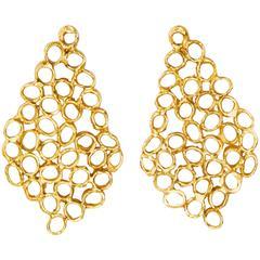 Giulia Barela Chandelier Earrings
