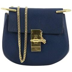 Chloe Drew Crossbody Bag Leather Smal