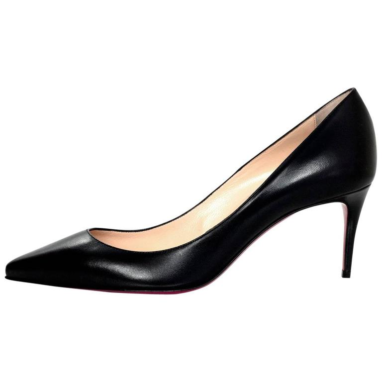 christian louboutin decollete 554 70mm