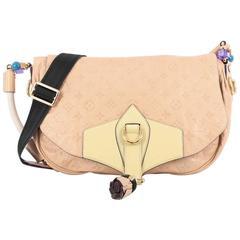 Louis Vuitton Underground Messenger Bag Monogram Empreinte Leather