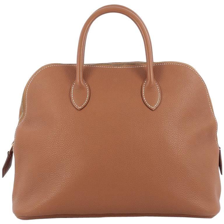 d21ef7293922 Hermes Bolide Web Handbag Clemence 31 at 1stdibs