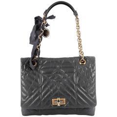 Lanvin Happy Shoulder Bag Quilte