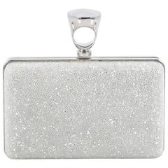 Tom Ford Crystal Ring Clutch Crystal Small