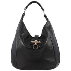 Givenchy Obsedia Hobo Leather Large