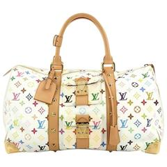 Louis Vuitton Keepall Bag Monogram Multicolor 45