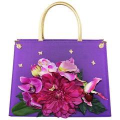 Carlo Zini  Floral Bag