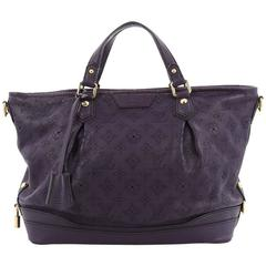 Louis Vuitton Stellar Handbag Mahina Leather PM