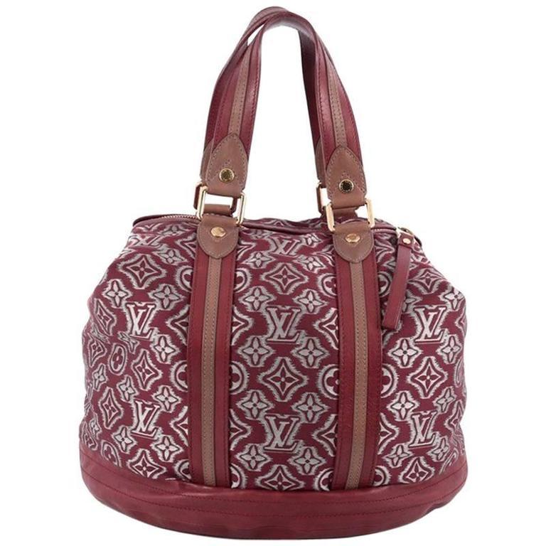 Louis Vuitton Aviator Handbag Limited Edition Monogram ...