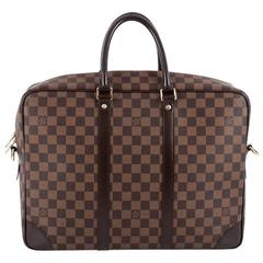 Louis Vuitton Porte-Documents Voyages Bag Damier GM