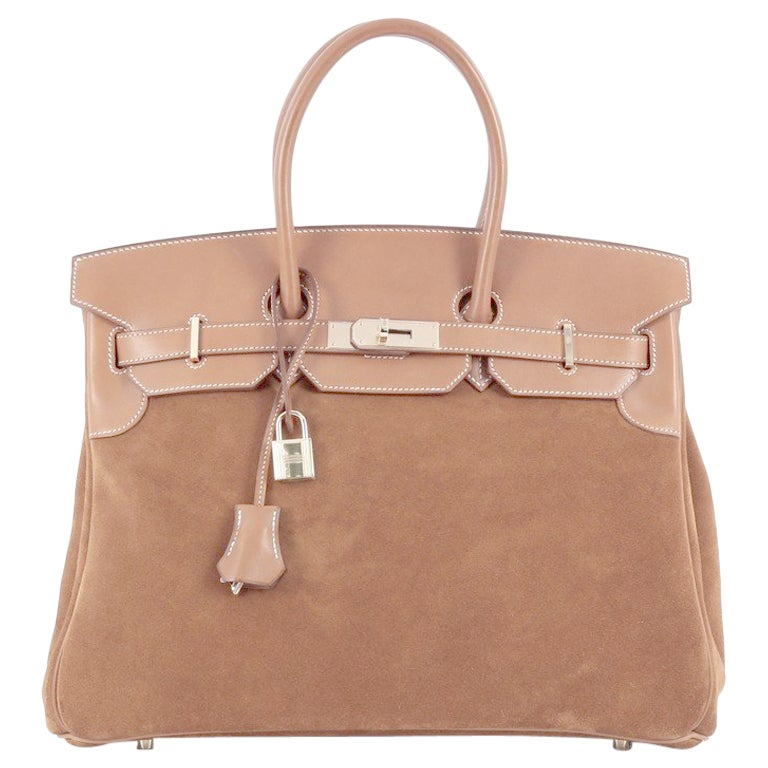 ... wholesale hermes birkin handbag fauve grizzly with barenia with  permabrass hardware 35 at 1stdibs 0163f d89a1 ... 7a1bba0d79806