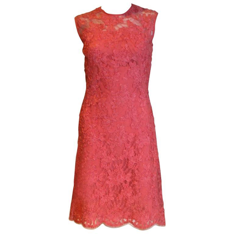 Pink Ribbon Dress By Wendy