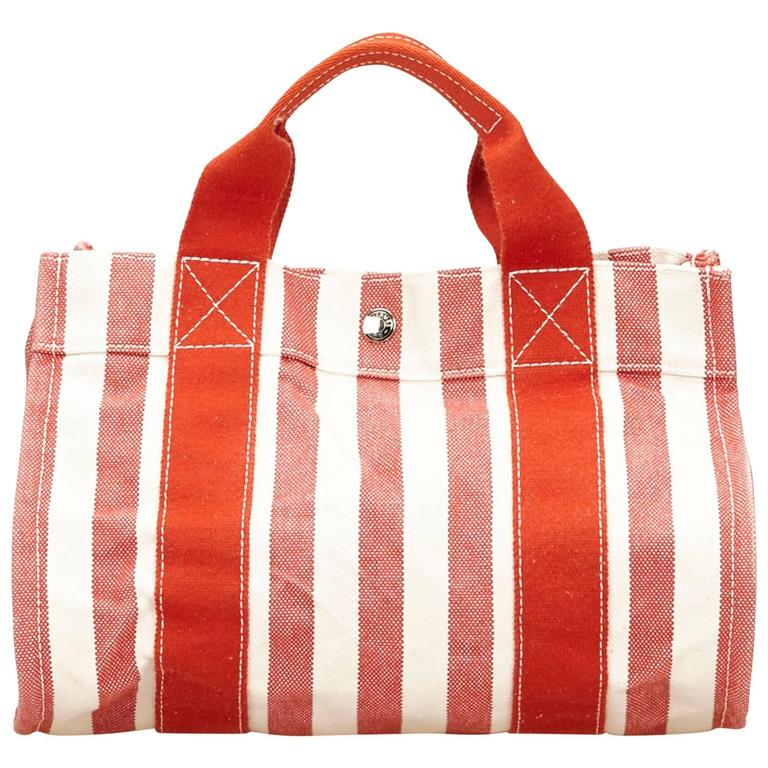 Hermes Red Cannes PM For Sale