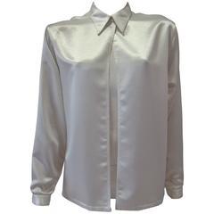 Gianni Versace Couture Silk Shirt