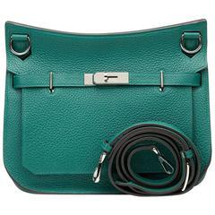 2015 Malachite Clemence Leather Jypsiere 28