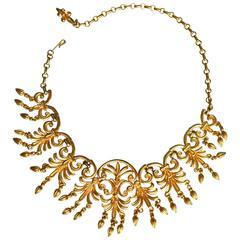Vendome Golden Collar