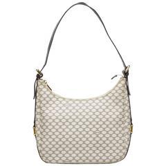 Celine White Shoulder Bag