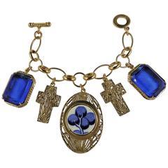 charm bracelet by Patrizia Daliana