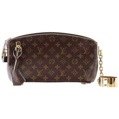 LOUIS VUITTON Bag Monogram Fetish Collection Runway 2011-12 Clutch