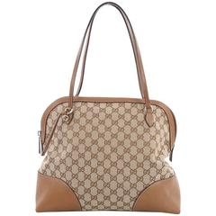 Gucci Bree Dome Tote GG Canvas Medium
