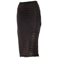 Calvin Klein Collection Knit Skirt