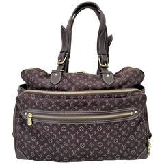 Louis Vuitton Mini Lin Sac a Langer Diaper Shoulder Bag Ebene