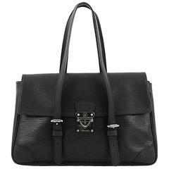 Louis Vuitton Segur Handbag Epi Leather MM